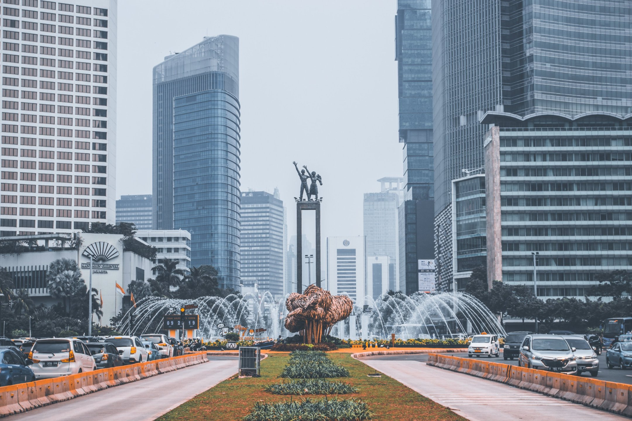 the governement of Jakarta