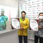 Integrity Indonesia – ISO 9001:2015 and ISO 37001:2016 Award Ceremony